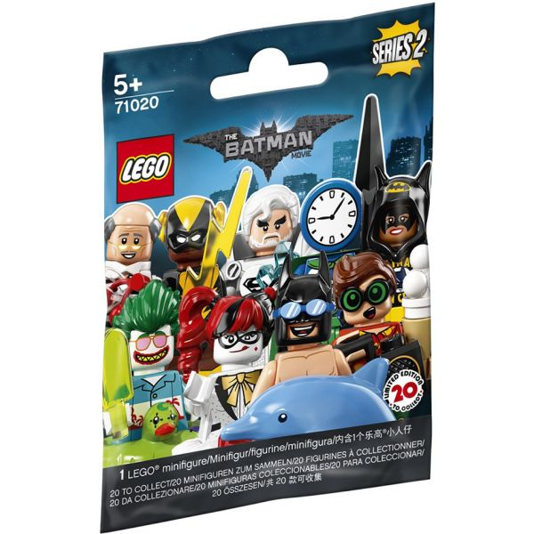 LEGO BATMAN MOVIE SERIES 2