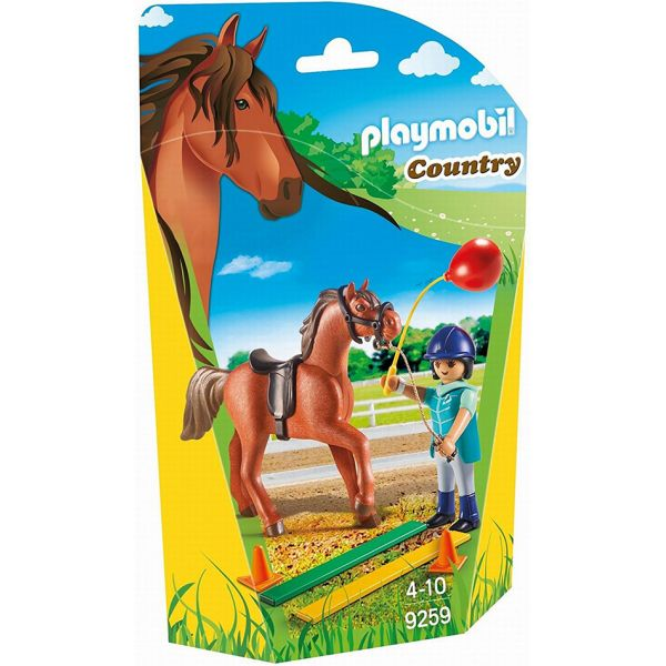 PLAYMOBIL COUNTRY ΕΚΠΑΙΔΕΥΤΡΙΑ ΑΛΟΓΩΝ