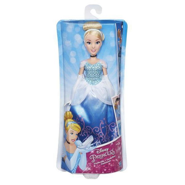 DISNEY PRINCESS CLASSIC FASHION DOLL CINDERELLA