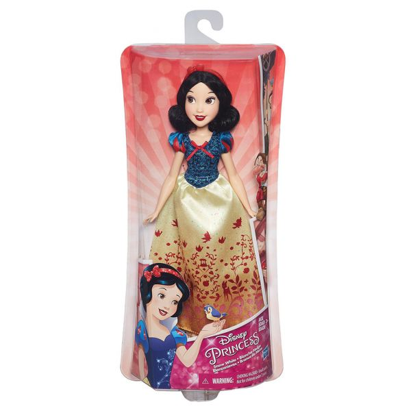DISNEY PRINCESS CLASSIC FASHION DOLL SNOW WHITE