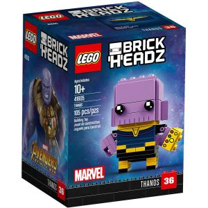 LEGO BRICKHEADZ MARVEL THANOS