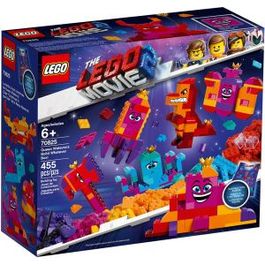 LEGO THE MOVIE MAKER 2 QUEEN WATEVRA\'S BUILD WHATEVER BOX