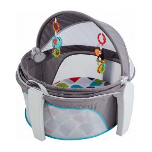 FISHER PRICE ΠΑΡΚΟΚΡΕΒΑΤΟ ΤΑΞΙΔΙΟΥ ON THE GO BABY DOME