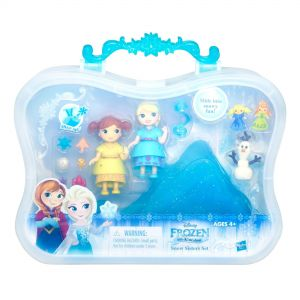 SMALL DOLL STORY MOMMENTS FROZEN  -2 DESIGNS