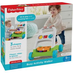 FISHER PRICE ECL ΣΤΡΑΤΑ BUSY ACTIVITY