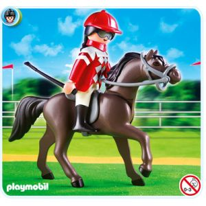 PLAYMOBIL 5112 COUNTRY ARAB HORSE
