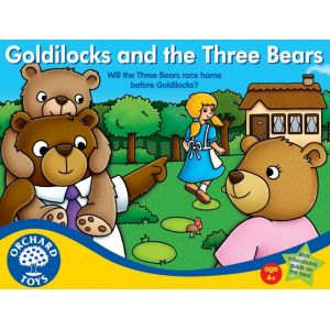 GAME The Golden ORCHARD AND 3 teddy