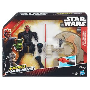 STAR WARS HERO MASHERS SPEEDERS ΦΙΓΟΥΡΕΣ - 2 ΣΧΕΔΙΑ