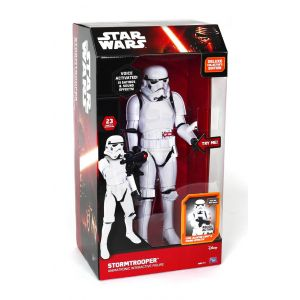 STAR WARS FIGURE INTERACTIVE TROOPER
