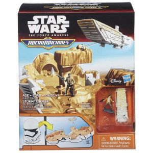 STAR WARS E7 MM BATTLE SET - 2 ΣΧΕΔΙΑ
