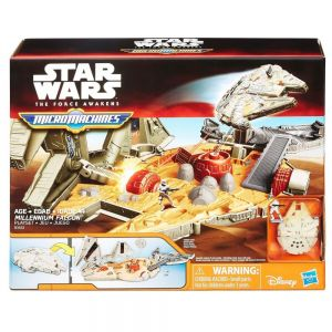 STAR WARS E7 MILLENIUM FALCON PLAYSET