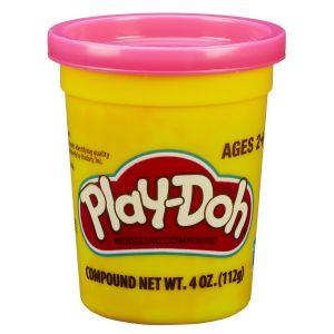 PLAY-DOH SINGLE TUB - 6 COLOURS