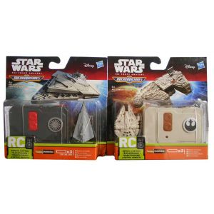 STAR WARS E7 MICROMACHINES RC W1 - 2 ΣΧΕΔΙΑ