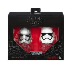 STAR WARS DC BLACK SERIES DIE CAST HELMETS