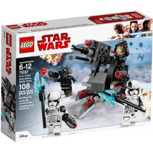 LEGO STAR WARS TM FIRST ORDER SPECIALISTS BATTLE PACK