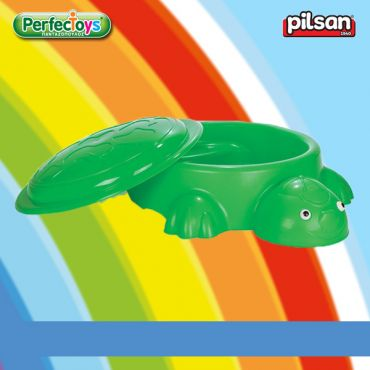 PILSAN SANDPIT TURTLE FOR WATER AND SAND