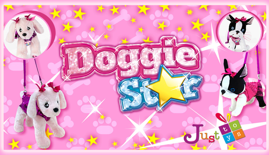 Doggie Star bags dogs