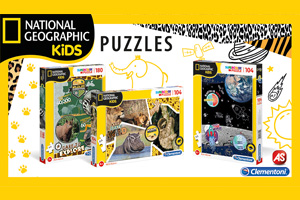 AS NATIONAL GEOGRAPHIC KIDS