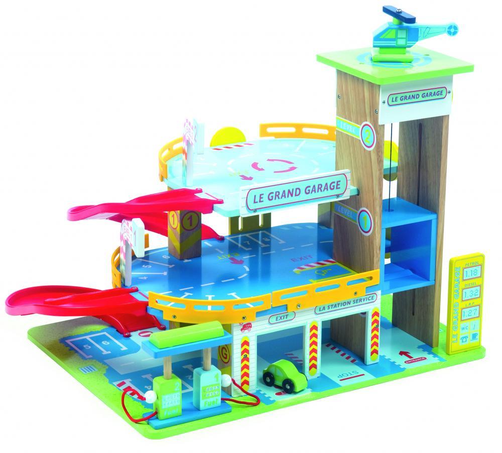 Le toy van le grand garage 240403 perfect toys for Garage bello automobiles sartrouville