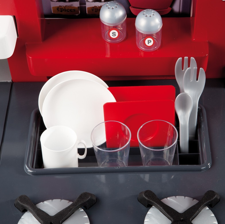 smoby tefal cuisine super chef 241556 perfect toys. Black Bedroom Furniture Sets. Home Design Ideas