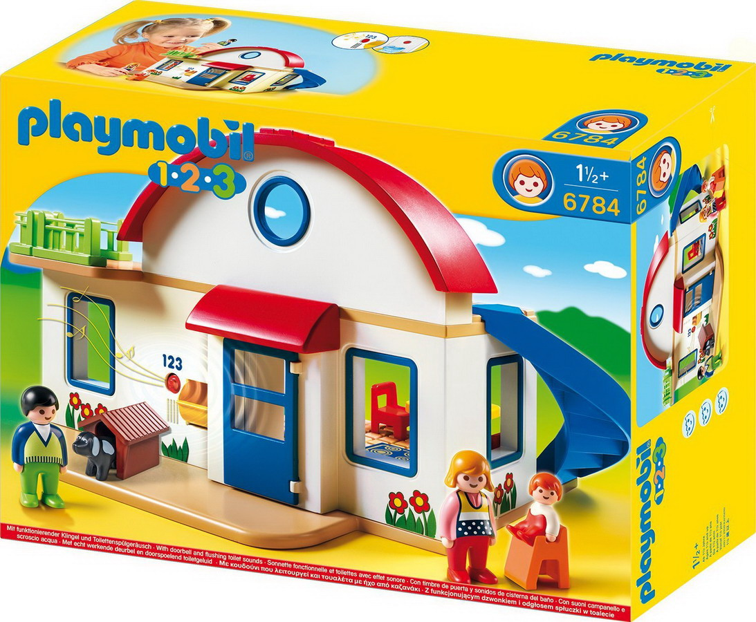 Perfect toys for Casa playmobil 123