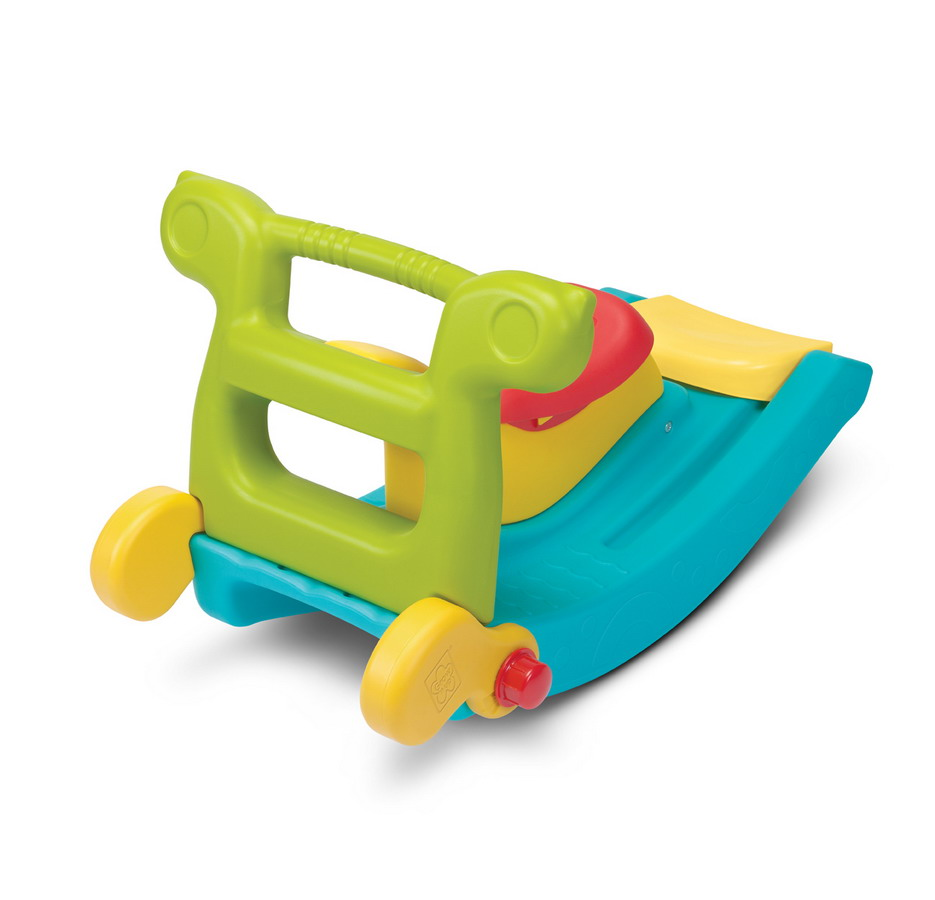 GROW U0027N UP SLIDE SMALL  ROCKING CHAIR 2 IN 1 (#253775) | Perfect Toys    Pantazopoulos