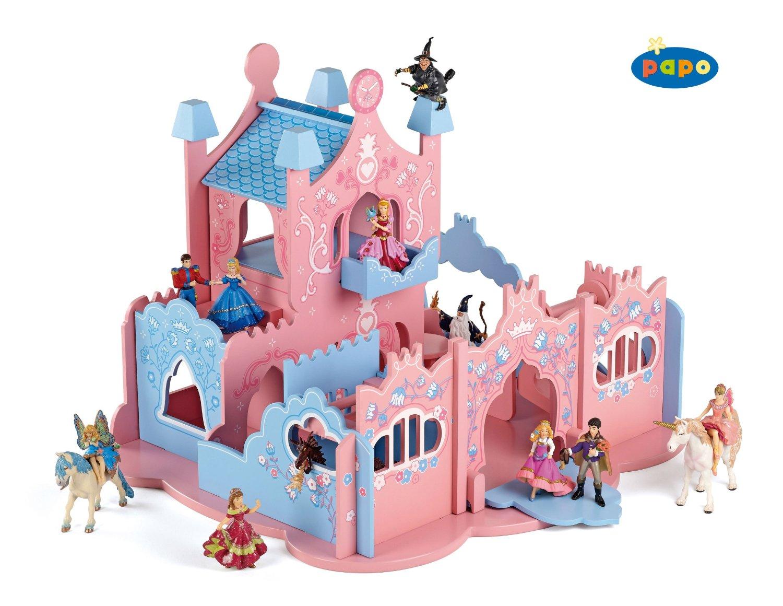 Как сделать замок из лего для девочек