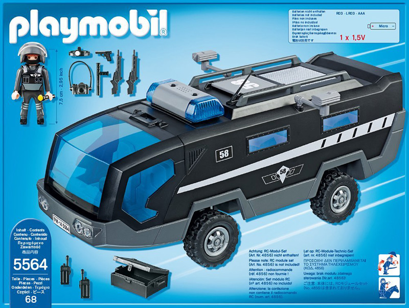 playmobil city action 262574 perfect toys. Black Bedroom Furniture Sets. Home Design Ideas