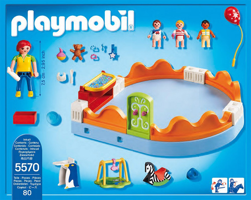 Playmobil City Life Baby 262580 Perfect Toys