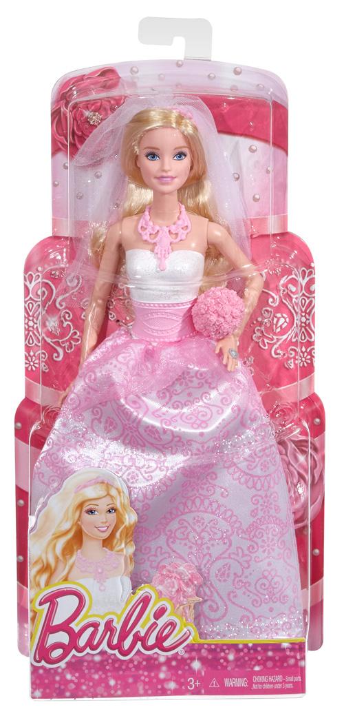 Barbie პატარძალი