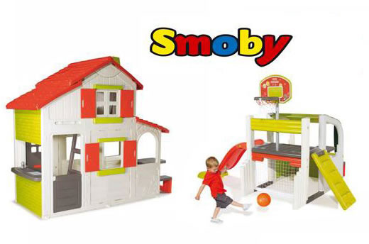 ��� ��������� ���������� ����� Smoby