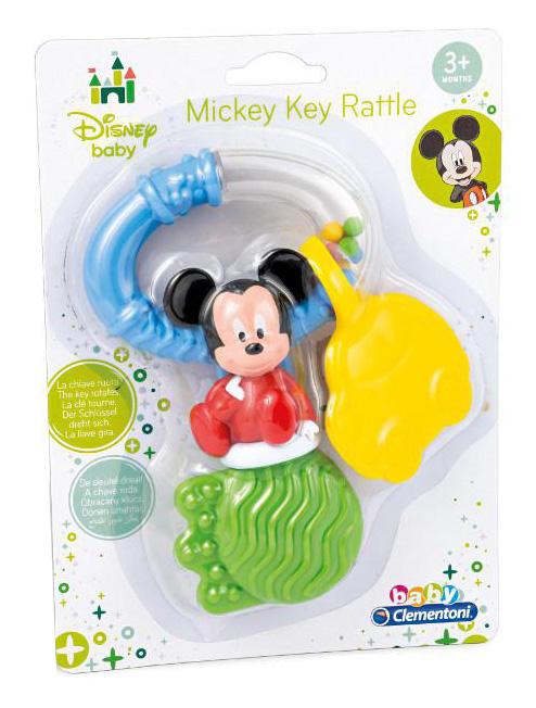 rattle disney bebe clementoni key mickey 275345 perfect toys pantazopoulos - Disney Bebe