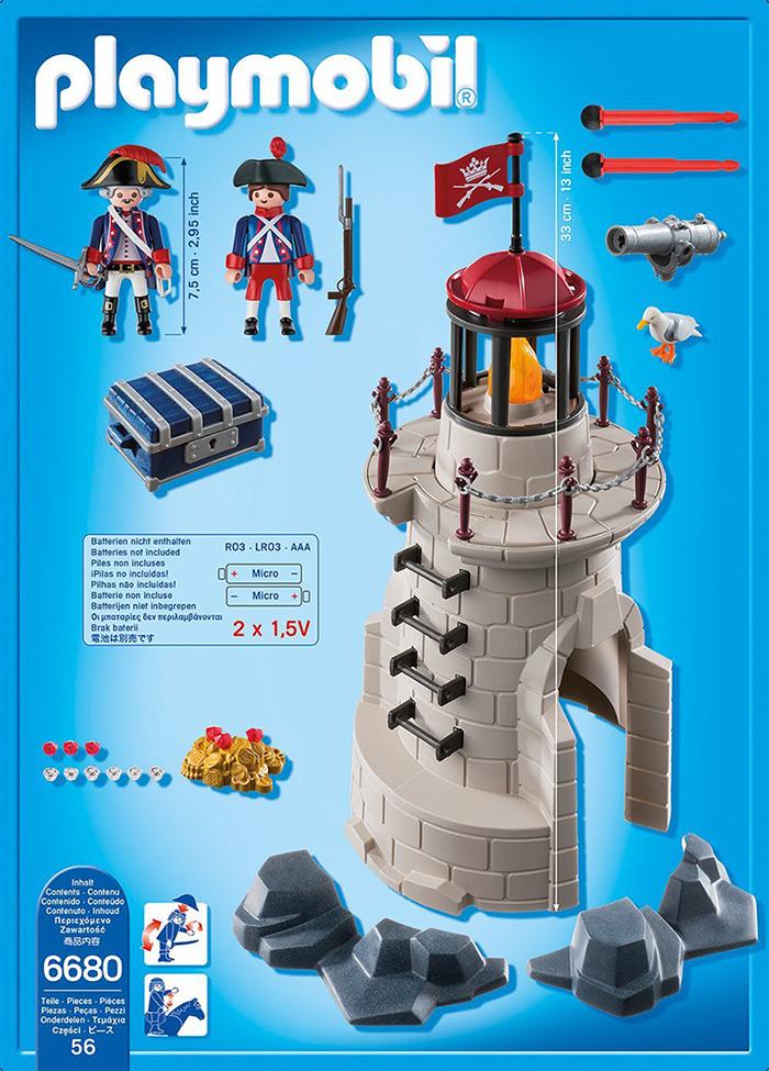 playmobil pirates   278998