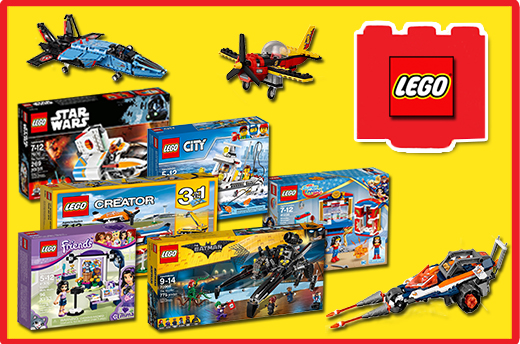 New LEGO are here!