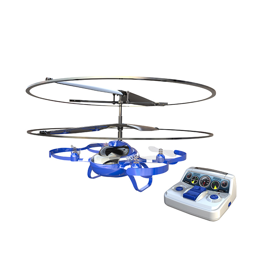 SILVERLIT REMOTE CONTROL RC MY FIRST DRONE 7530 84773